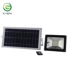 High power ip65 battery solar flood light price