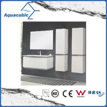 White Bathroom Vanity Combo with Side Vanity (ACF8924)