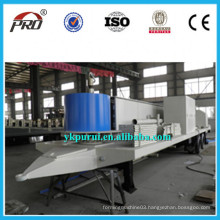 Color Steel Curving Building Long Span Arch Roll Forming Machine