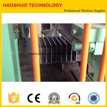 Gewölbte Flosse A1300X400, die Maschine für die Herstellung des Transformator-Behälters bildet
