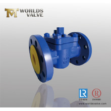 Ductile Iron Ggg40 / Stainless Steel Plug Valve
