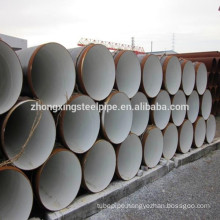 A106/A530/API 5L GR.B 3PE Antiseptic Steel Pipe