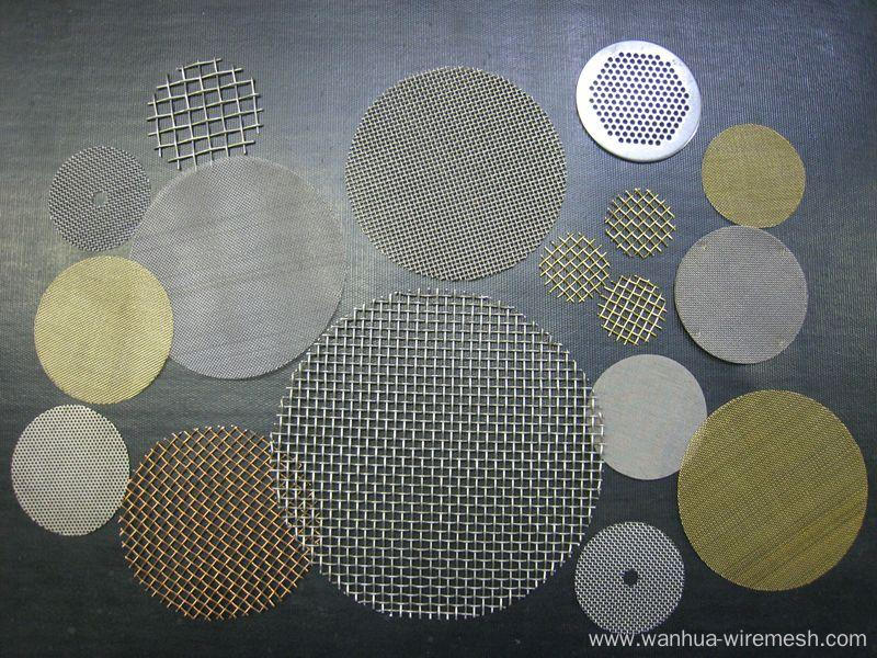 Lock Crimped Weave Crimped Wire Mesh