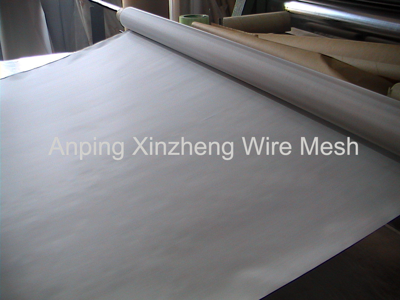 Stainless Steel Plain Weave Wire Mesh