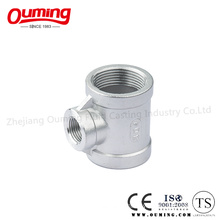 Stainless Steel Reduce Tee (OEM)