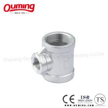 Нержавеющая сталь с уменьшенным тройником (OEM)