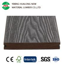 Las cubiertas compuestas plásticas de madera del precio de WPC del buen precio para al aire libre
