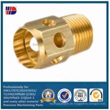 Präzisions-Schraubenmaschinen-Produkte Soems CNC Casting