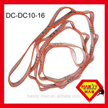 Daisy Chain For Mountain Climbing 22kN Customized Webbing