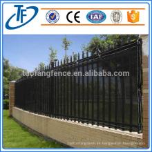 Electrostática en polvo de revestimiento de malla perforada de viento o redes de polvo, valla anti-viento, pared de viento de rotura