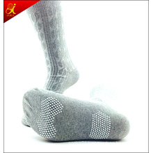 Solid Color Adult Non Slip Socks