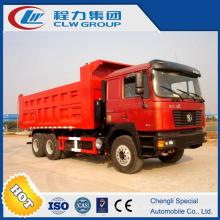 25000kgs caminhão de Tipper / caminhão de despejo