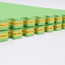 Tapis pliables d'exercice de plancher d'EVA Flooring