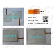 Ekran dotykowy AGP3300H-L1-D24-GRY-KEY dla Proface