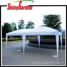 10'x20 'Wedding Party Impermeable Carpa Plegable Aparcamiento Gazebo Beach Canopy