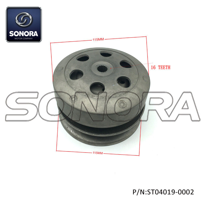 ST04019-0002 YAMAHA AEROX YQ50 Driver Pulley assy(3)_New