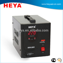 Single phase relay type automatic voltage stabilizers or voltage protectores or voltage guard