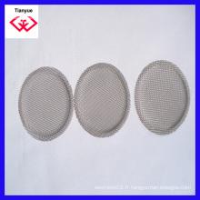 Disque de filtre fritté Ss de haute qualité / Anping Factory