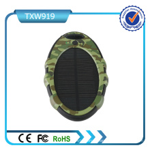 Outdoor Camping Universal Solar Power Bank Mini batterie solaire pour Samsung Galaxy Tab