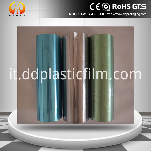 metallized brushed pet film (20)