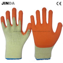 Перчатки для строительных работ с латексом (LS013)