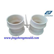 Molde de aço inoxidável para o molde de encaixe de tubulação do PVC