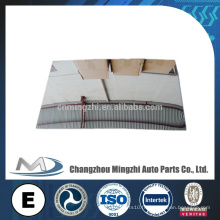 MIRROR GLASS RECTANGLE 440 * 250MM, R1800 3MM AL HC-M-3101-1