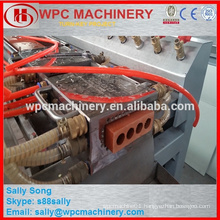wood plastic composite product making machinery
