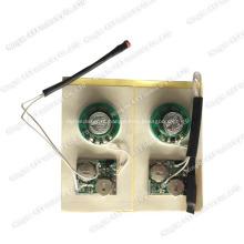 Módulo de som de sensor de luz, módulo musical, módulo de voz de atividades de luz