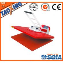Hecho en fábrica de China precio más bajo QX-AA3-B máquina de la transferencia de calor para el paño y la superficie plana