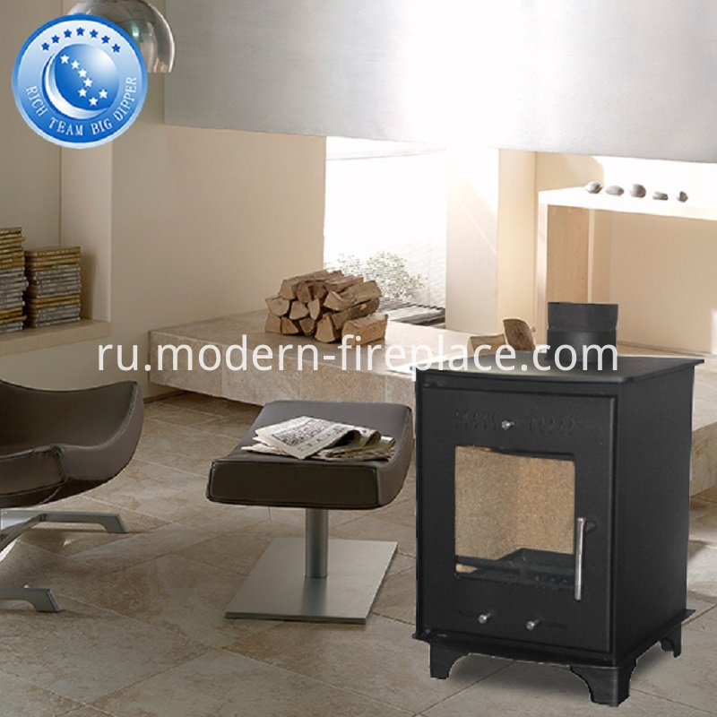 Steel Plate Classic Wood Coal Burning Stove