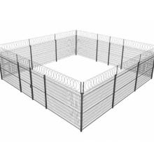 Cheap Garden Fence panels with high quality