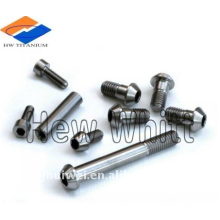 Ti6AI4V titanium bolt for racing car
