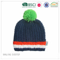 High Quality Adult 100 Acrylic Knitted Hat