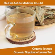 Самый продаваемый и органический сусох Graviola Guyabano оставляет чайный рак унисекс