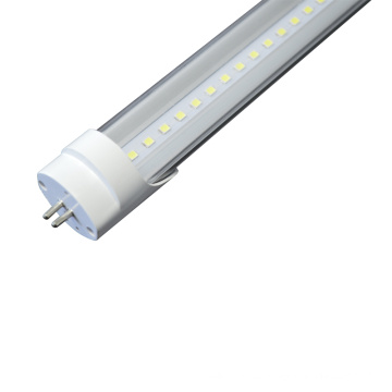 Alto zócalo de la luz T5 del tubo de los lúmenes 150lm / W 24W T8 LED 1200m m