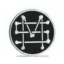 Custom Security Embroidery Patch, Embroidery Badges, Embroidered Arm Patches
