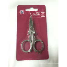 Sewing Kit of Foldable Scissors