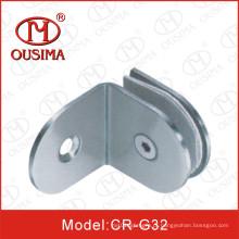 Hardware da fixação do vidro da divisória do banheiro de 90 graus (CR-G30)