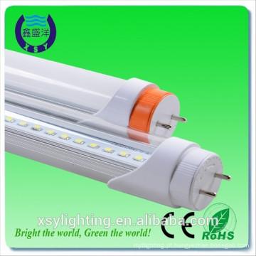 Conduziu a luz do tubo com 3 anos de garantia SMD2835 T8 18w luz conduzida cor-de-rosa do tubo