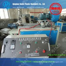 Aço reforçado de HDPE, linha de produção do tubo de enrolamento