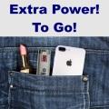 Melhor carregador portátil de bateria portátil Powerbank pequeno