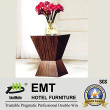 Neuer Entwurfs-heißer Verkaufs-Blumen-Schreibtisch für Hotel-Vorhalle (EMT-FD09)