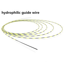 Fil-Guide de Nitinol hydrophile exporté Jiuhong Top