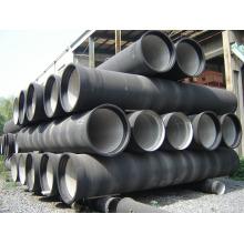 """ISO2531 K9 3 """"DN80 tubo de ferro dúctil"""
