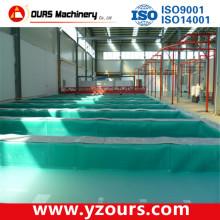 Máquina de pulverización de pintura líquida