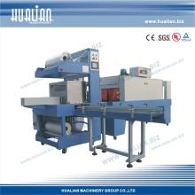 Hualian 2016 Shrink Sleeve Packing Machine (BSF-7030XA+BS-6040L)