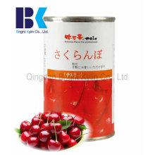 A produção original de cerejas na China