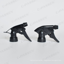 Black Plastic Trigger Spray Pump Dispenser