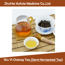 Wu Yi Oolong Tea (Chá Semi-fermentado)